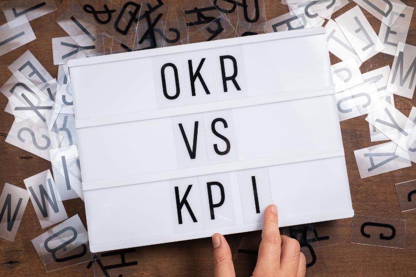 從KPI到OKR目標管理法