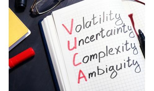 「VUCA 時代」的三大痛點,你的團隊也在面對嗎?